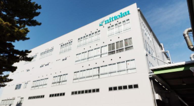 日本特殊塗料 工場