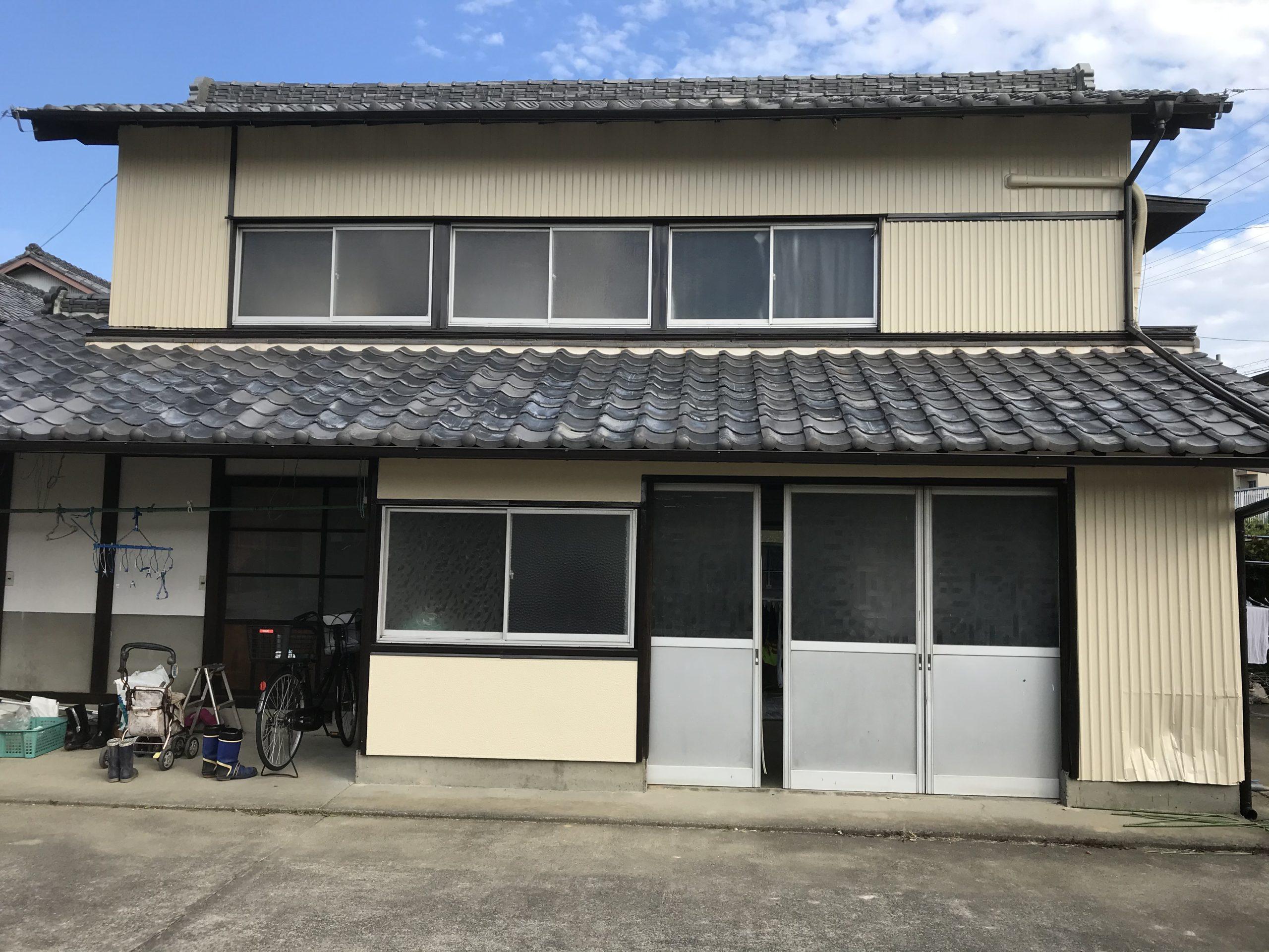 掛川市K様邸外壁塗装完成写真